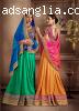 Trending Indian Georgette Saree, Silk Sari and Pure Chiffon