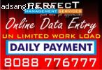 Online Job Without Registration fee and investment| 80887767