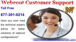 Get The Best Webroot Customer Support 877-301-0214