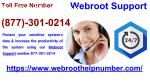 Webroot Support 877-301-0214 For Home & Business Best Suppor