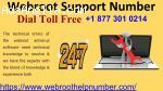 Webroot Support Number +1 877 301 0214 For Excellent Webroot