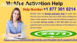 877-301-0214 For McAfee Activation Help In Your Systems