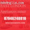 Appliances repair in London