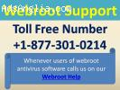 Webroot Support Via Webroot Specialist Number 8773010214