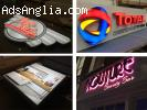 Sign and Print Company in Wembley | Sign Makers in London |