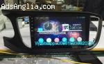 MG 360 Car audio radio update android GPS navigation camera