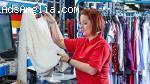 Работа в складове за дрехи - Англия