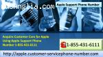 Care for Apple Using Apple Support Phone Number 855-431-6111