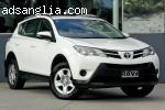 2013 TOYOTA RAV4 ZSA42R GX Wagon 5dr a 4500 €