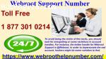 Webroot Support Number 877-301-0214 For USA Tech Support
