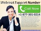 For Installation Issue dial Webroot Support Number8773010214