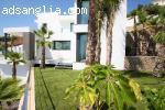 Недвижимость в Испании, Новая вилла в Бенисса