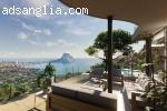 Недвижимость в Испании, Новая вилла в Кальпе