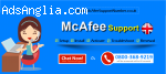 McAfee Support Telephone Number 0800-368-9219