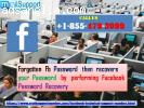 Forgotten Fb Password then recovers your Password by perform