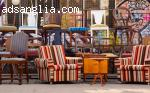 Изхвърляне на стари мебели със софийска движеща се компания