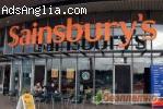 Складове на Sainsbury s