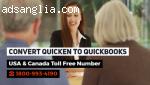 Convert Quicken to QuickBooks