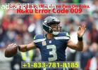 How to Activate NFL Game Pass on Roku 1-833-781-8185