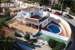 Недвижимость в Испании, Вилла с видами на море в Бенисса