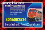 NVM | Chennai Rly. Clearing Agency | Freight Movers | Freigh