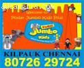 Podar Jumbo Kids Plus | 8072629724 | Kilpauk Chennai | 1111