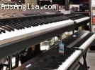 Digital and Analog Mixers, DJ equipments, K