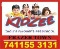 Kidzee Frazer Town | 7411553131 | Early Education | 1120 | P