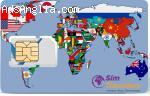 Prepaid data SIM card SimTravellers, cheap roaming for 110 C