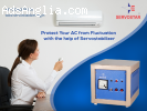 Servo Voltage Stabilizer for AC- Servo Star
